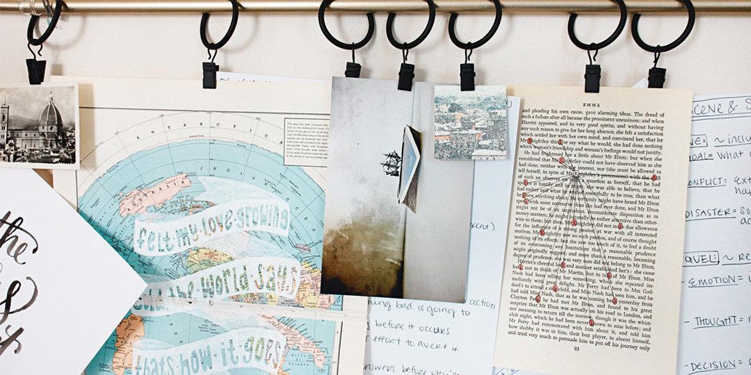 Comment Faire Une Planche D'inspiration | Cartageous.fr